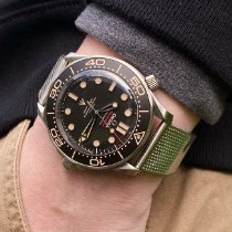 Omega Seamaster Diver 300 M Titanium 42mm