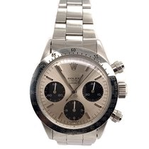 Rolex 6265 Steel 1970 Daytona 37mm pre-owned United States of America, New York, New York