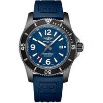 Breitling Superocean Acero 46mm Azul