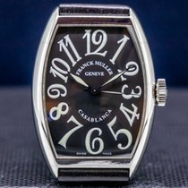 Franck Muller Casablanca Steel 31mm Black Arabic numerals United States of America, Massachusetts, Boston