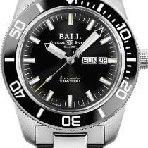 Ball Engineer Master II Skindiver new 2020 Automatic Watch with original box and original papers DM3308A-SC-BK