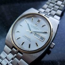 Omega Constellation Day-Date Steel 36mm White