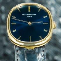 Patek Philippe Gult gull 32mm Manuelt 3848 brukt