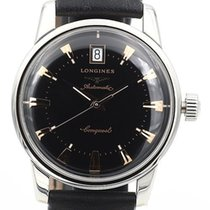 Longines Conquest Heritage L1.611.4.52.2 2020 new
