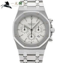 Audemars Piguet 25860ST.OO.1110ST.05 Steel 2012 Royal Oak Chronograph 40mm pre-owned