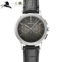 Zenith Elite Chronograph Classic Сталь 39mm