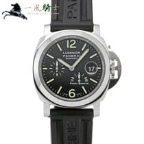 Panerai Luminor Power Reserve Zeljezo 44mm Crn