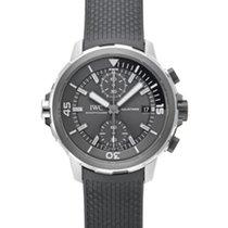 IWC Aquatimer Chronograph Acero 44mm Gris