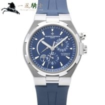 Vacheron Constantin Overseas Dual Time Steel 42mm Blue