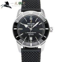 Breitling Superocean Héritage II 46 Acier 46mm Noir