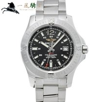 Breitling Colt Automatic Steel 44mm Black