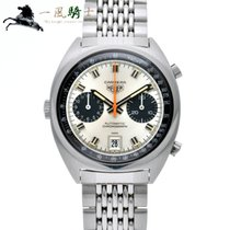 Heuer Steel 39mm Automatic 1153 pre-owned