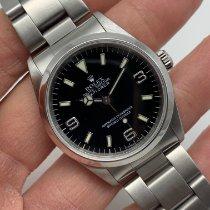 Rolex 14270 Zeljezo 1998 Explorer 36mm rabljen