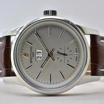 Breitling Transocean 38 Stahl 38mm Silber Keine Ziffern Deutschland, Iffezheim