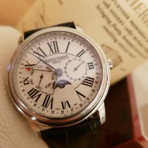Frederique Constant Classics Business Timer Steel White