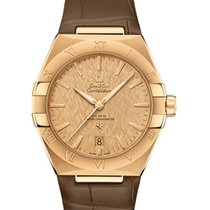 Omega Constellation 131.53.39.20.08.001 New Yellow gold 39mm Automatic
