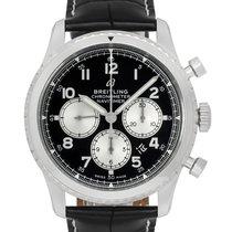 Breitling Navitimer 8 nuevo Automático Cronógrafo Reloj con estuche y documentos originales AB0117131B1P1