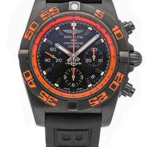 Breitling Chronomat 44 Raven Сталь 44mm Черный