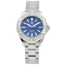 TAG Heuer new Automatic 35mm Steel Sapphire crystal