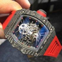 Richard Mille RM 027 Carbon Proziran Bez brojeva