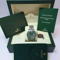 Rolex Submariner Date 116610LV 2012 occasion