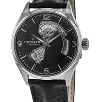 Hamilton Jazzmaster Open Heart new Automatic Watch with original box H32705731