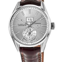 TAG Heuer Carrera Calibre 8 Steel 41mm Silver United States of America, New York, Brooklyn