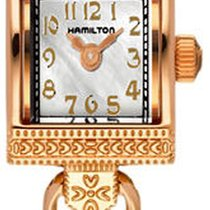 Hamilton Lady Hamilton 16mm Mother of pearl