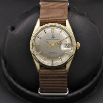 Tudor Prince Oysterdate Gold/Steel 34mm Silver United States of America, California, Huntington Beach