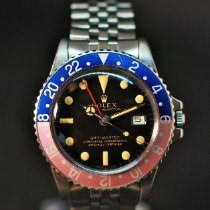 Rolex GMT-Master 1675 Very good Steel 40mm Automatic United States of America, New York, Westchester