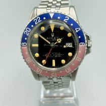 Rolex GMT-Master Steel 40mm Black No numerals United States of America, New York, Westchester