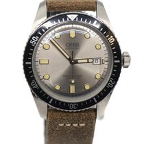 Oris Steel 42mm Automatic 01 733 7720 4055-07 5 21 02 new United States of America, New York, New York