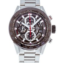 TAG Heuer Carrera Calibre HEUER 01 CAR201U 2010 pre-owned
