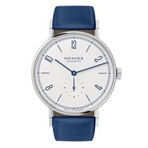 NOMOS Steel 38mm Manual winding 164 new