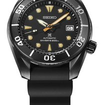 Seiko Prospex Steel 45mm Black No numerals The Philippines, Manila