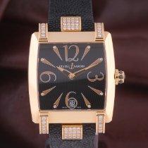 Ulysse Nardin Caprice Pозовое золото 34mm Чёрный Aрабские