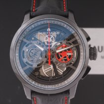 Maurice Lacroix Masterpiece Squelette MP6028-PVB01-001-1 2018 pre-owned