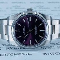 Rolex Oyster Perpetual 34 Acero 34mm