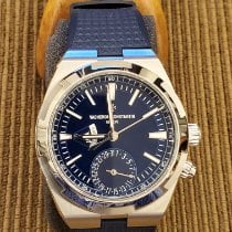 Vacheron Constantin Overseas Dual Time Overseas Dual Time Steel Blue Dial 41mm 7900V/110A-B334 2018 rabljen