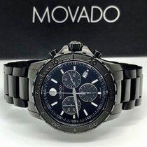 Movado Series 800 Acier 42mm Noir