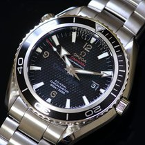 Omega Seamaster Planet Ocean Staal