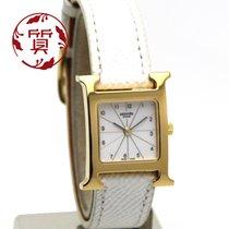 에르메스 스틸 21mm 쿼츠 HH1.210 중고시계