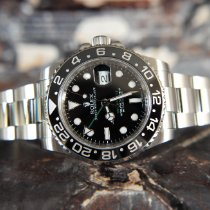 Rolex 116710LN Zeljezo 2015 GMT-Master II 40mm nov