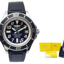Breitling Superocean 42 Acero 42mm Negro