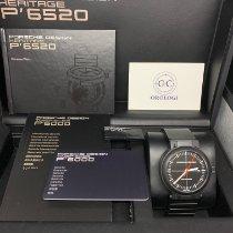 Porsche Design Heritage Titanium 42mm Black
