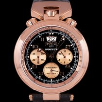 Bovet Or rose 46mm Remontage automatique SP0309-MA occasion