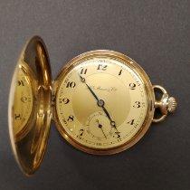 H.Moser & Cie. Reloj usados 1924 Oro amarillo Arábigos Cuerda manual Solo el reloj