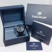 TAG Heuer Titanium 45mm Automatic CAJ2180-2 pre-owned
