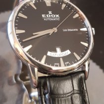 Edox Les Bémonts 1013442 2018 pre-owned
