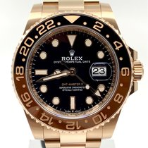 Rolex GMT-Master II 126715 Very good Rose gold 40mm Automatic
